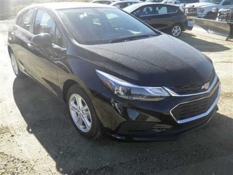 2018 Chevrolet Cruze for sale in Newport, NH