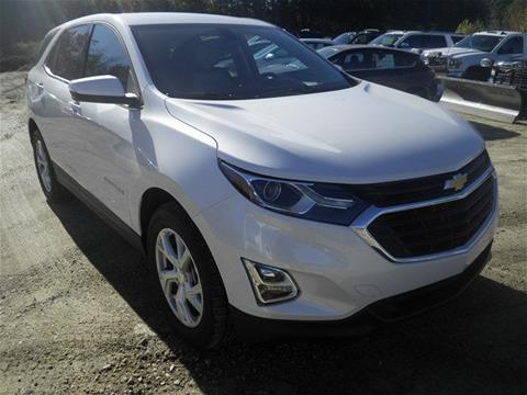 2018 Chevrolet Equinox for sale in Newport NH