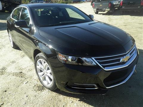 2018 Chevrolet Impala for sale in Newport, NH