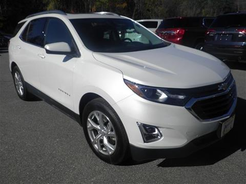 2018 Chevrolet Equinox for sale in Newport, NH