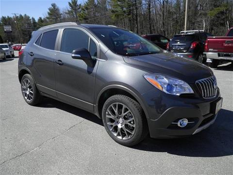 2016 Buick Encore for sale in Newport NH