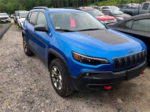 2019 Jeep Cherokee for sale in Newport, NH