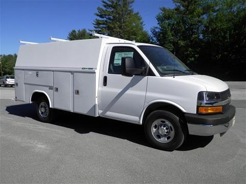 2016 Chevrolet Express Cutaway for sale in Newport NH