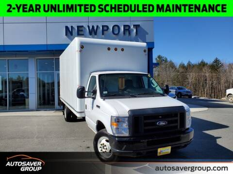2018 Ford E-Series Chassis for sale at Newport Chevrolet in Newport NH