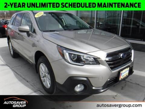 2019 Subaru Outback 2.5i Premium for sale at Newport Chevrolet in Newport NH