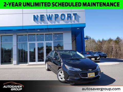 2017 Chevrolet Cruze LT Auto for sale at Newport Chevrolet in Newport NH