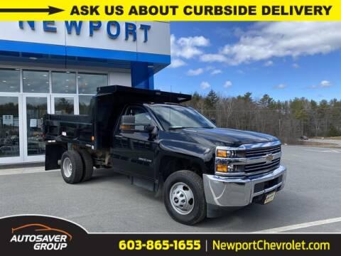 2016 Chevrolet Silverado 3500HD for sale at Newport Chevrolet in Newport NH