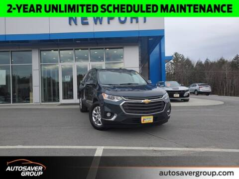 2019 Chevrolet Traverse LT Cloth for sale at Newport Chevrolet in Newport NH