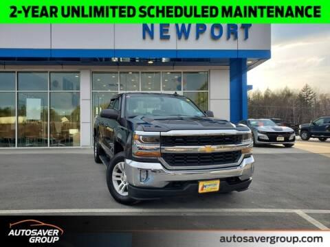 2016 Chevrolet Silverado 1500 for sale at Newport Chevrolet in Newport NH