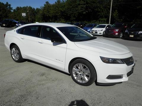 2017 Chevrolet Impala for sale in Newport, NH