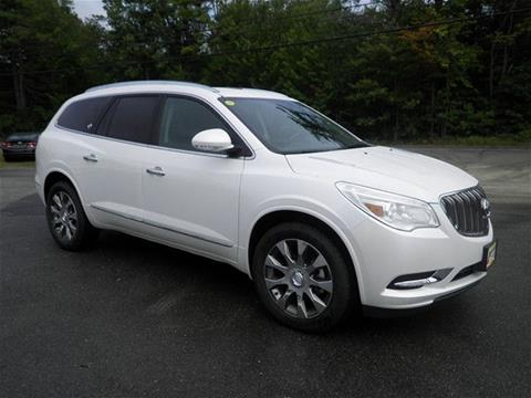 2017 Buick Enclave for sale in Newport NH