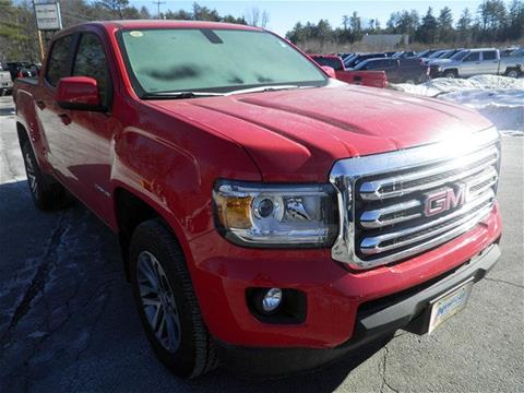 2016 GMC Canyon for sale in Newport NH