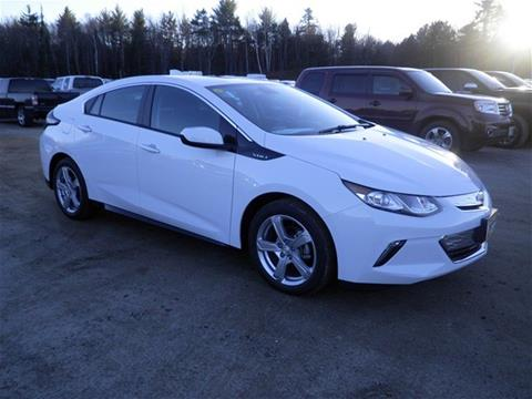 2017 Chevrolet Volt for sale in Newport NH