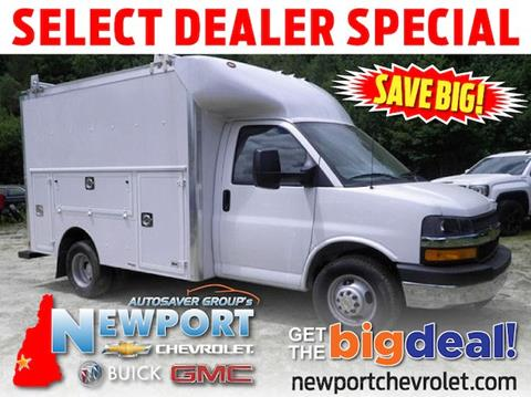 2015 Chevrolet Express Cutaway for sale in Newport NH