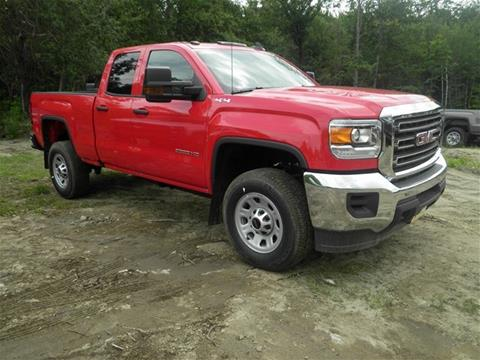 2017 GMC Sierra 2500HD for sale in Newport NH