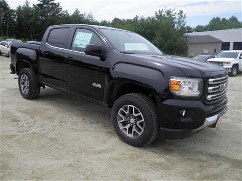 2017 GMC Canyon for sale in Newport NH