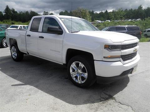 2017 Chevrolet Silverado 1500 for sale in Newport, NH