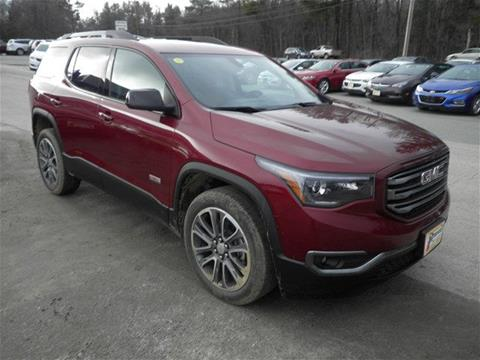 2017 GMC Acadia for sale in Newport NH
