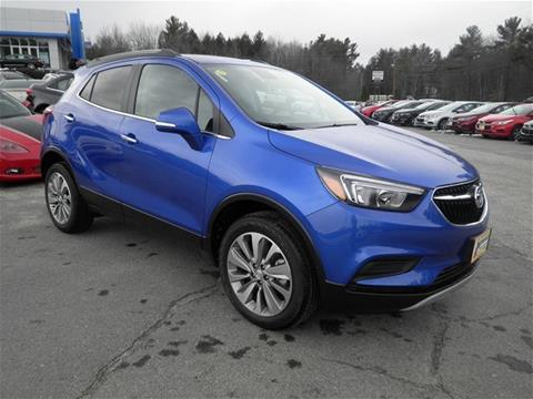 2017 Buick Encore for sale in Newport NH
