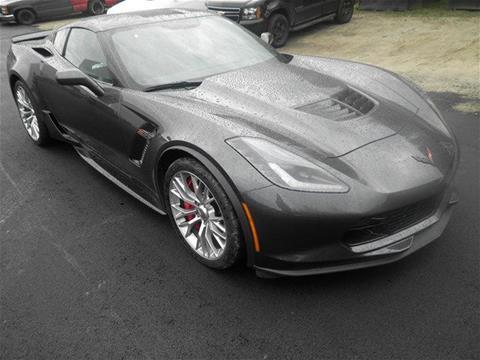2017 Chevrolet Corvette for sale in Newport NH