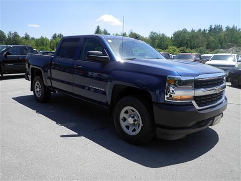 2017 Chevrolet Silverado 1500 for sale in Newport NH
