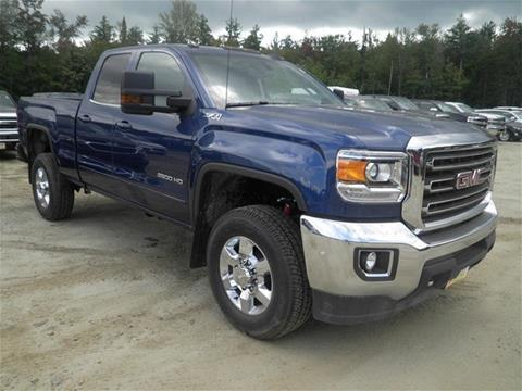 2017 GMC Sierra 2500HD for sale in Newport, NH