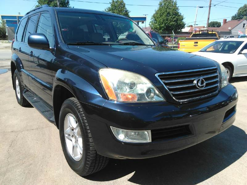 2005 Lexus GX 470 For Sale At P.G.P. Exotic Auto Sales Inc. In Owensboro KY