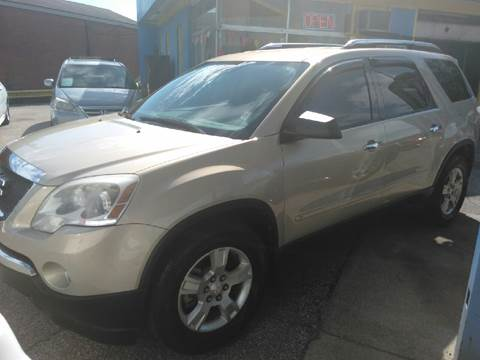 2009 GMC Acadia for sale in Owensboro, KY