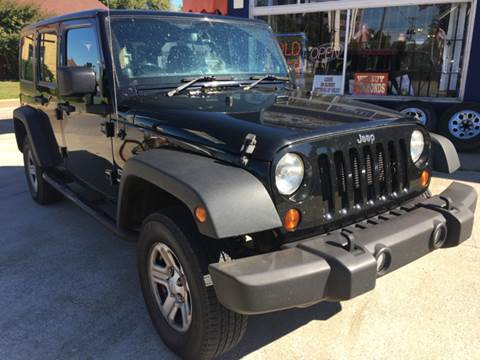 2013 Jeep Wrangler Unlimited for sale in Owensboro, KY