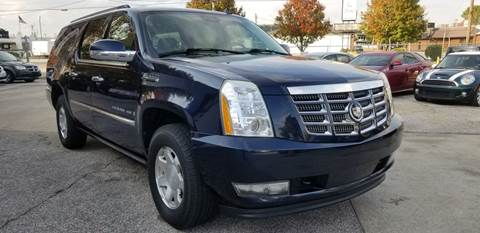 2007 Cadillac Escalade ESV for sale at P.G.P. Exotic Auto Sales Inc. in Owensboro KY