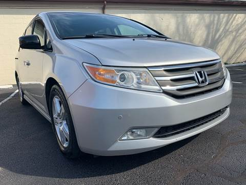 2012 Honda Odyssey for sale at P.G.P. Exotic Auto Sales Inc. in Owensboro KY