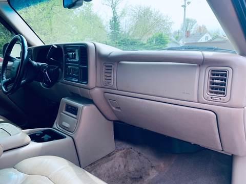 2001 GMC Sierra 2500HD