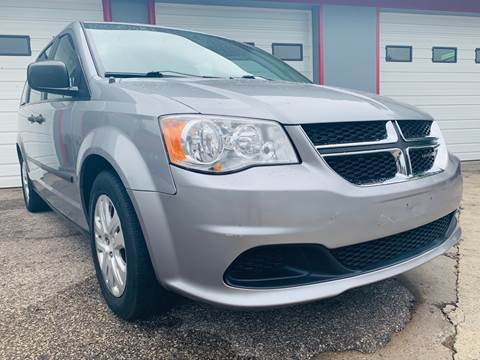 2014 Dodge Grand Caravan for sale at P.G.P. Exotic Auto Sales Inc. in Owensboro KY