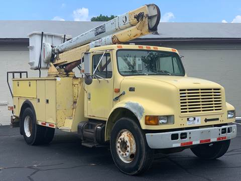 1998 International 4700 for sale at P.G.P. Exotic Auto Sales Inc. in Owensboro KY