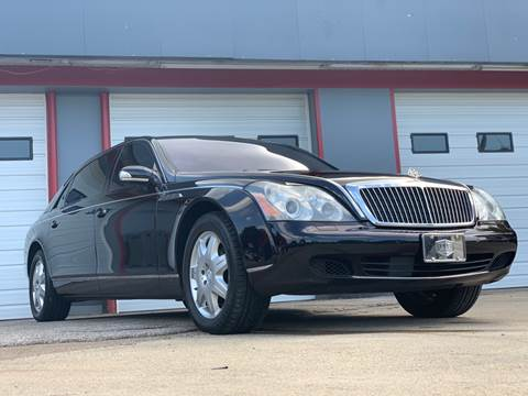 2004 Maybach 62 for sale in Owensboro, KY