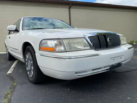 2003 Mercury Grand Marquis for sale at P.G.P. Exotic Auto Sales Inc. in Owensboro KY