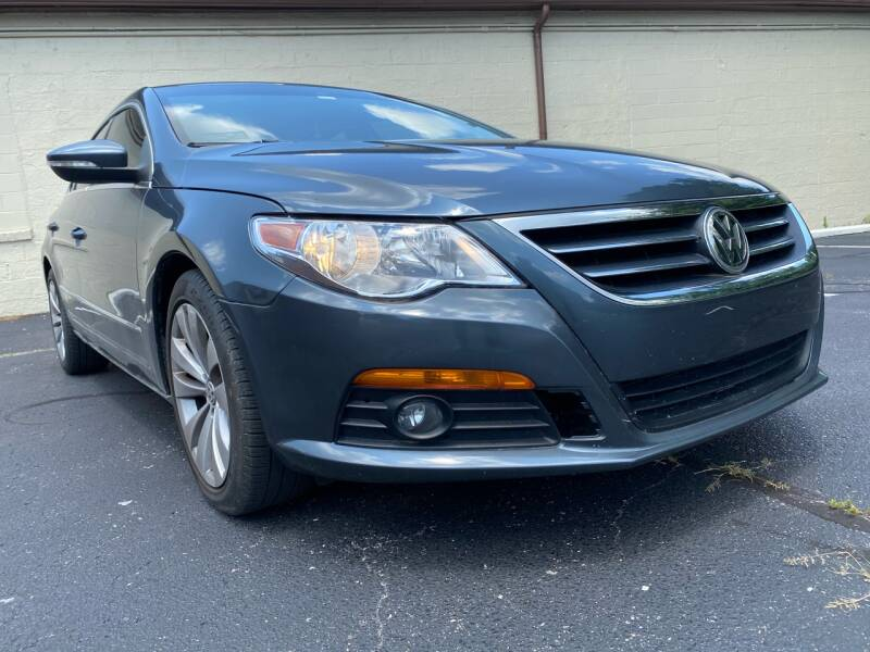 2010 Volkswagen CC for sale at P.G.P. Exotic Auto Sales Inc. in Owensboro KY