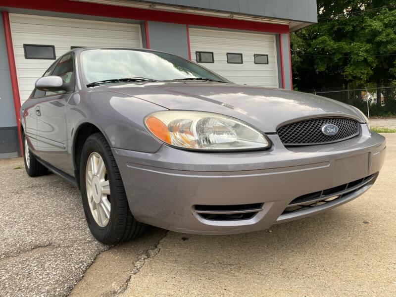 2007 Ford Taurus for sale at P.G.P. Exotic Auto Sales Inc. in Owensboro KY