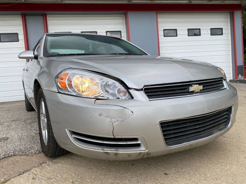 2006 Chevrolet Impala for sale at P.G.P. Exotic Auto Sales Inc. in Owensboro KY