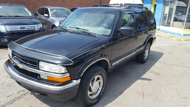 2000 Chevrolet Blazer for sale at P.G.P. Exotic Auto Sales Inc. in Owensboro KY