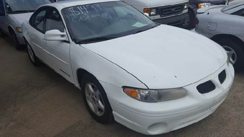 2000 Pontiac Grand Prix for sale in Owensboro, KY