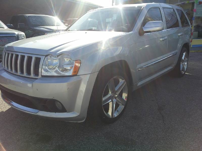 2006 Jeep Grand Cherokee For Sale At P.G.P. Exotic Auto Sales Inc. In  Owensboro KY