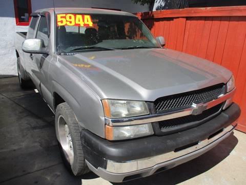 2003 Chevrolet Silverado 1500 for sale in Denver, CO