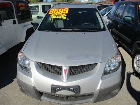 2003 Pontiac Vibe for sale in Denver, CO