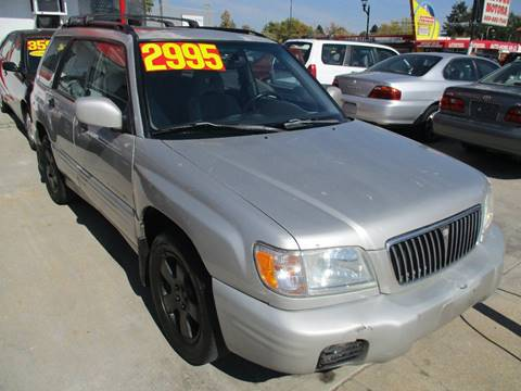 2001 Subaru Forester for sale in Denver, CO