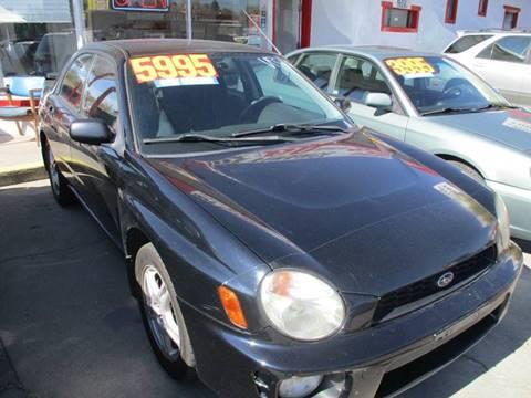 2003 Subaru Impreza for sale in Denver, CO
