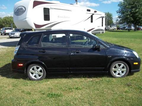 2006 Suzuki Aerio for sale in Georgetown, OH
