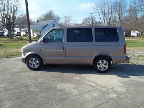 2005 Chevrolet Astro for sale in Georgetown, OH