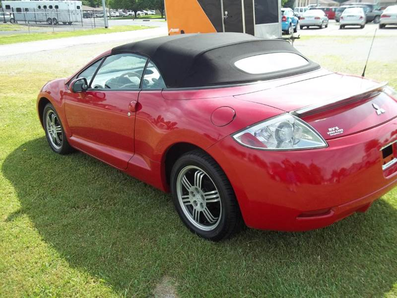 spyder gt fl in convertible mitsubishi pensacola veh eclipse