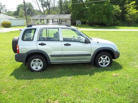 2004 Suzuki Vitara For Sale In Georgetown OH
